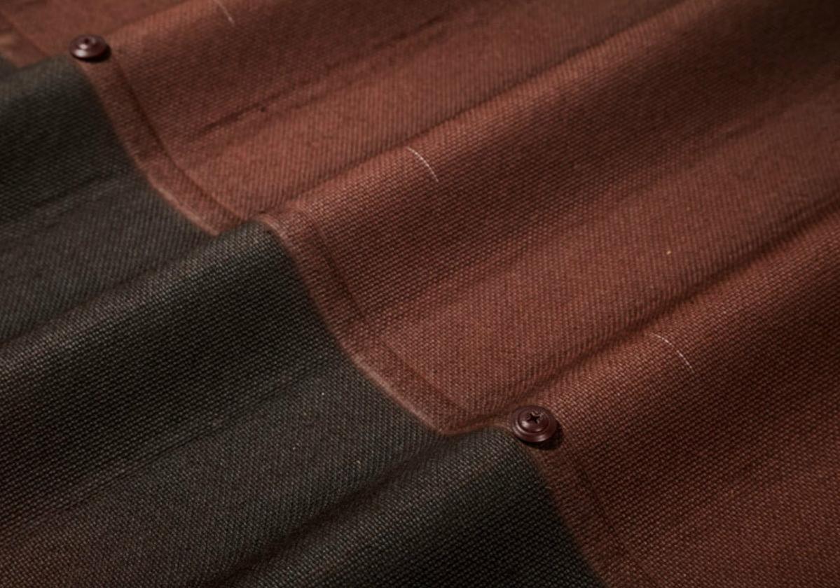Plancha Onduline STILO con detalle de color